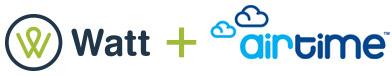 Watt & Digi Airtime Logos