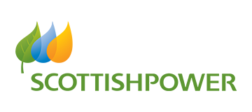 scottish power logo with transparent background