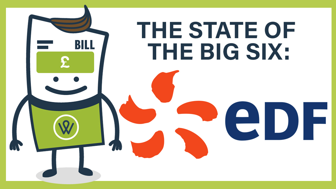the state of the big six edf