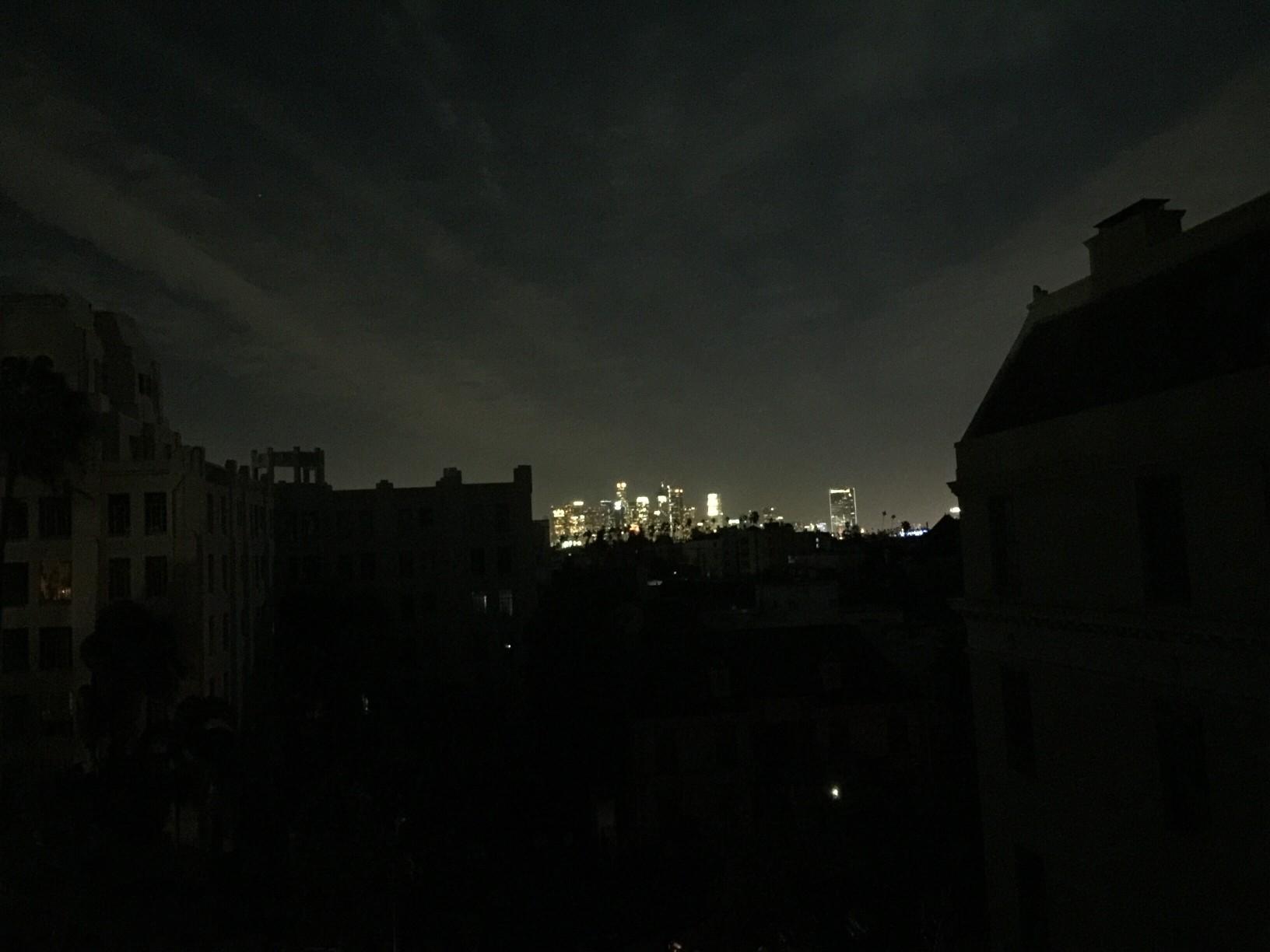 city power cut